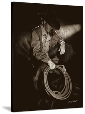 Cowboy Contemplation by Barry Hart
