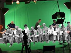 Green Screen by Barry Kite