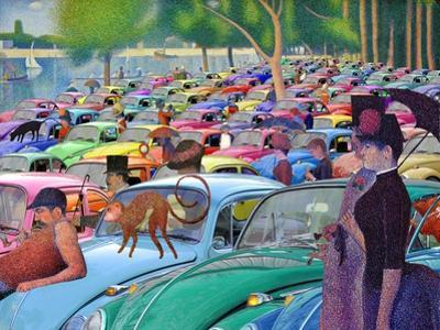 Sunday Afternoon, Looking for the Car by Barry Kite