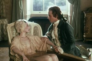 BARRY LYNDON, 1975 directed by STANLEY KUBRICK Marisa Berenson / Ryan O'Neal (photo)