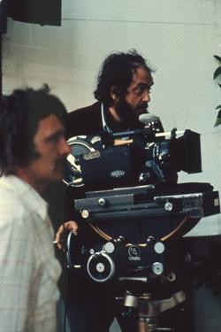 BARRY LYNDON, 1975 directed by STANLEY KUBRICK On the set, Stanley Kubrick (photo)
