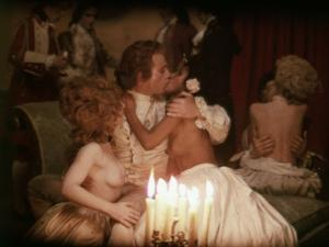 BARRY LYNDON, 1975 directed by STANLEY KUBRICK Ryan O'Neal (photo)