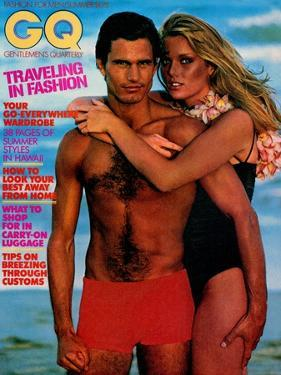 GQ Cover - June 1977 by Barry McKinley