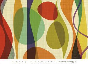 Positive Energy I by Barry Osbourn
