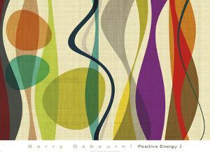 Positive Energy II by Barry Osbourn