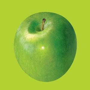 Close Up of Green Apple by Barry Patterson
