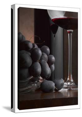 Black Grapes by Barry Seidman