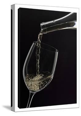 Wine Pour 2 by Barry Seidman