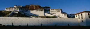 View of the Potala Palace in Tibet by Barry Tessman