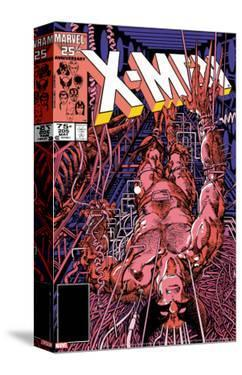 Uncanny X-Men No.205 Cover: Wolverine by Barry Windsor-Smith