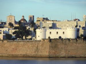 City Walls, San Juan, Puerto Rico by Barry Winiker