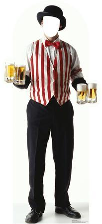 Bartender Stand In