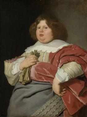 Portrait of Gerard Andriesz Bicker by Bartholomeus Van Der Helst