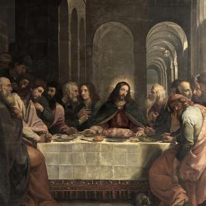 The Last Supper, 1605 by Bartolome Carducho