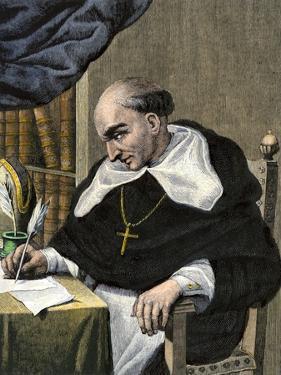 Bartolome De Las Casas, Spanish Missionary and New World Historian