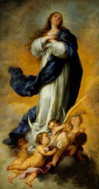 Aranjuez Immaculate Conception by Bartolome Esteban Murillo