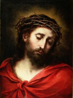 Ecce Homo, or Suffering Christ, 1660-70 by Bartolome Esteban Murillo