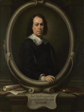 Self-Portrait, C. 1670 by Bartolomé Estebàn Murillo