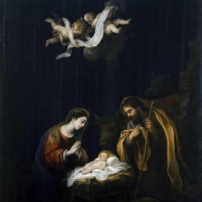 The Nativity, Ca 1668