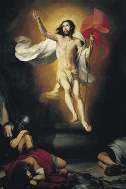 The Resurrection by Bartolomé Estebàn Murillo