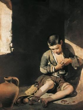 The Young Beggar by Bartolome Esteban Murillo