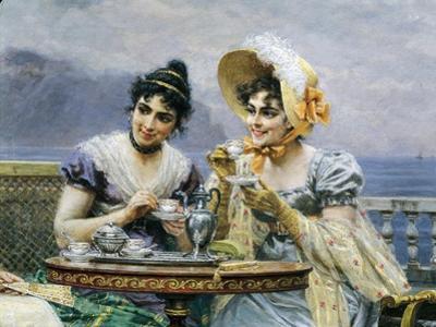 Gallant Conversation, 1894