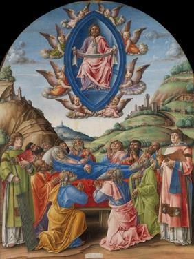 The Death of the Virgin, 1485 by Bartolomeo Vivarini