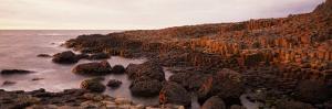 Basalt Columns of Giant's Causeway, Antrim Coast, Northern Ireland