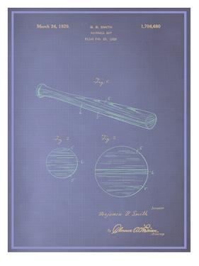 Baseball Bat Blueprint