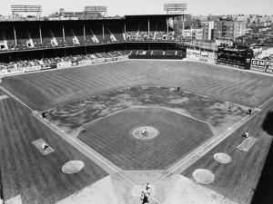 Baseball Game, c1953