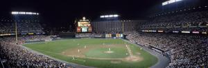 Baseball Game Camden Yards Baltimore, MD