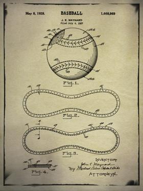 Baseball Patent Buff