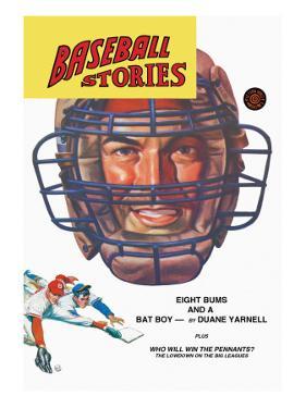 Baseball Stories: Eight Bums and a Batboy