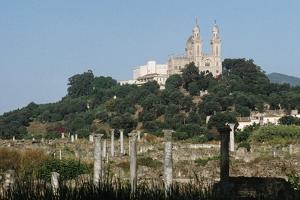Basilica of St Augustine, 1900, Annaba (Hippo), Algeria