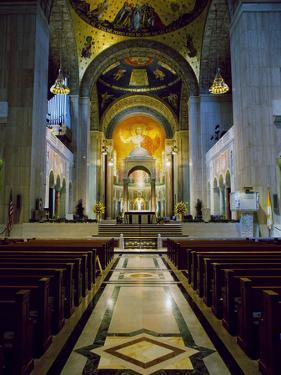 Basilica of the National Shrine of the Immaculate Conception Washington, D.C. USA