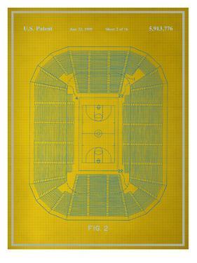Basketball Court Blueprint