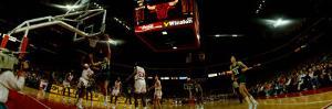 Basketball in Progress, Chicago Stadium