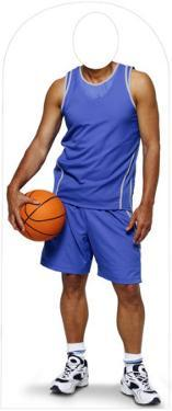 Basketball Lifesize Stand In