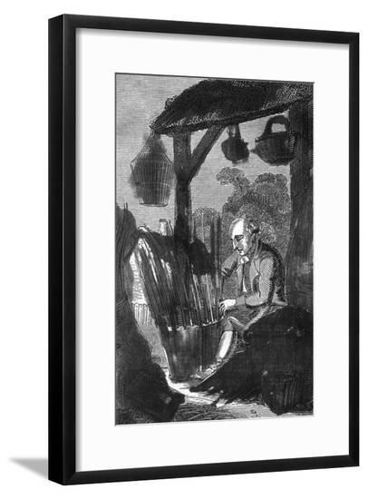 Basketmaker 1827--Framed Giclee Print