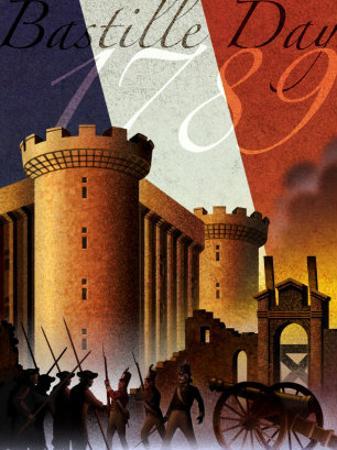 Bastille Day Montage
