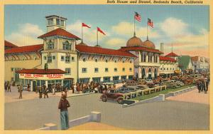 Bath House, Redondo Beach, California