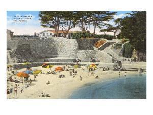 Bathing Beach, Pacific Grove