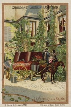 Bathing Wagon