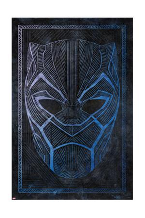 Batik Black Panther