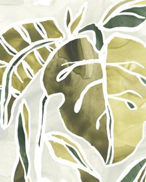 Batik Leaves II