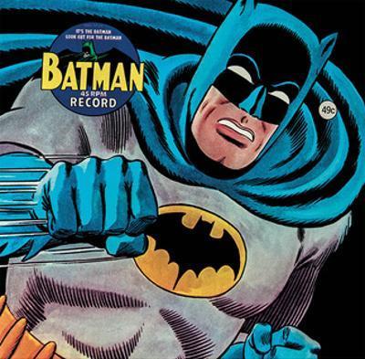 Batman - 45rpm Record