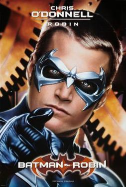 Batman and Robin - Chris O'Donnell