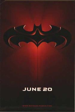 Batman And Robin (George Clooney, Arnold Schwarzenegger, Uma Thurma) Movie Poster
