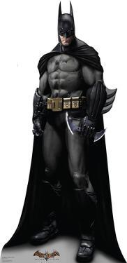 Batman - Arkham Asylum Game Lifesize Cardboard Cutout
