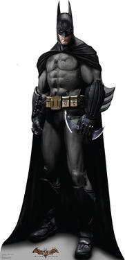 Batman - Arkham Asylum Game Lifesize Standup